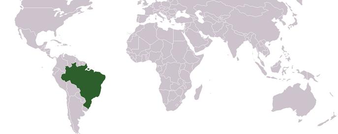 Brazylia, formalności