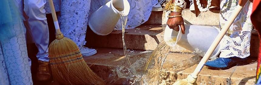 lavagem de la madeleine