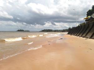 Ilha do Mosqueiro, plaża Praia do Farol