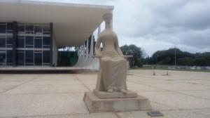 Rzeźba sprawiedliwości