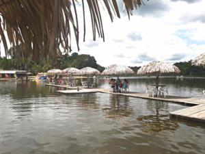 Balneário w drodze do Manaus
